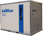 Container stockage Adblue 5000L